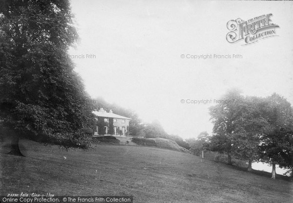 Bala, Glen Y Llyn 1888