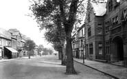 Bala, High Street 1913