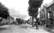 Bala, High Street 1936