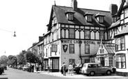 Bala, High Street 1959