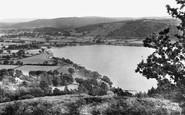 Bala, Lake From The Golf Links 1931