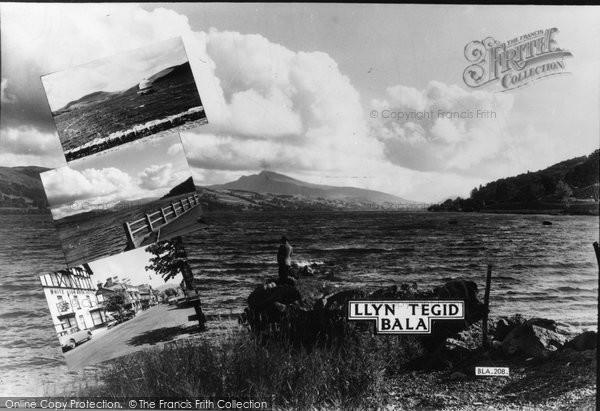 Bala, Llyn Tegid c.1965