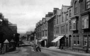 Bala, Station Road 1908