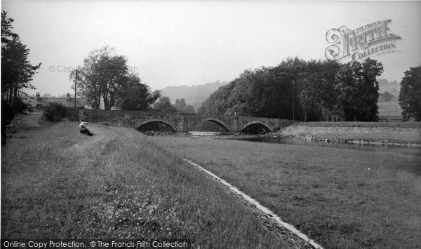 Bala, The Bridge c.1960