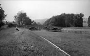 Bala, The Bridge c.1960