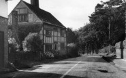 Balcombe, An Old House c.1955