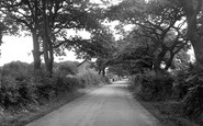 Balderstone, Commons Lane c1955