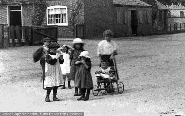 Balderton, Carefree Days 1911