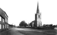 Balderton, St Giles Church 1890