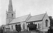 Balderton, St Giles Church 1909