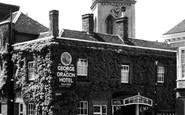 Baldock, George And Dragon Hotel c.1955