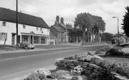 Baldock, High Street c.1955