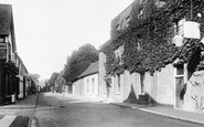 Baldock, Hitchin Street 1925