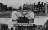 Balham, And Clapham Composite c.1965