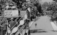 Balham, Horse-Drawn Bus In Nightingale Lane c.1905