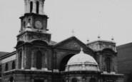 Balham, Parish Church Of St Mary c.1960