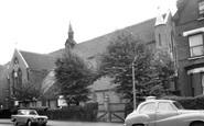 Balham, Parish Church Of The Ascension c.1960