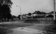Balham, The Roundabout c.1965