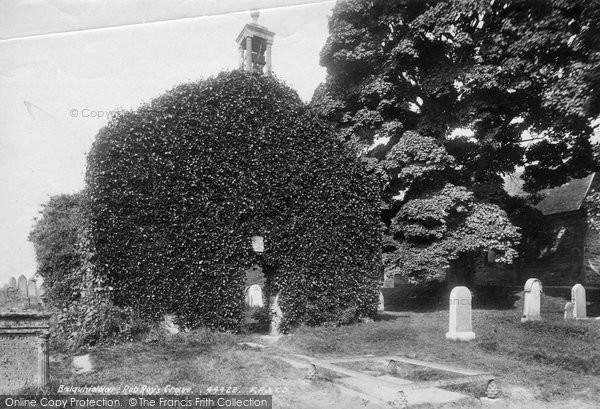 Balquhidder, Rob Roy's Grave 1899