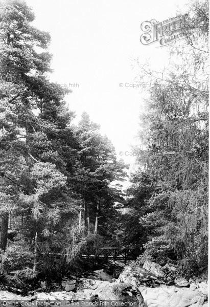 Balquhidder, View On Black Island 1899