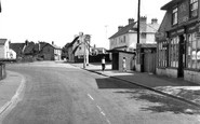 Balsham, Post Office And Stores 1959