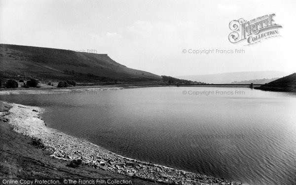 Bamford, The Reservoir, Ladybower c.1960