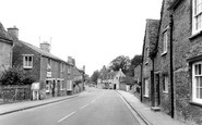 Bampton, Bridge Street c.1955