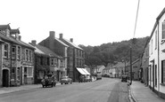 Bampton, Brook Street c1955