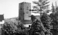 Bampton, St Michael And All Angels Church c.1960