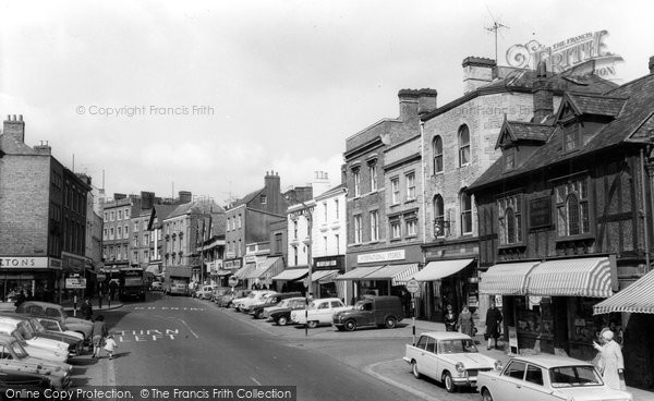 Banbury, High Street c.1955