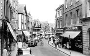 Banbury, High Street c.1960