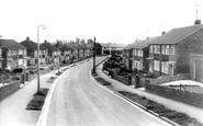Banbury, Hillview Crescent c.1960