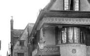 Banbury, Old Cake Shop 1921