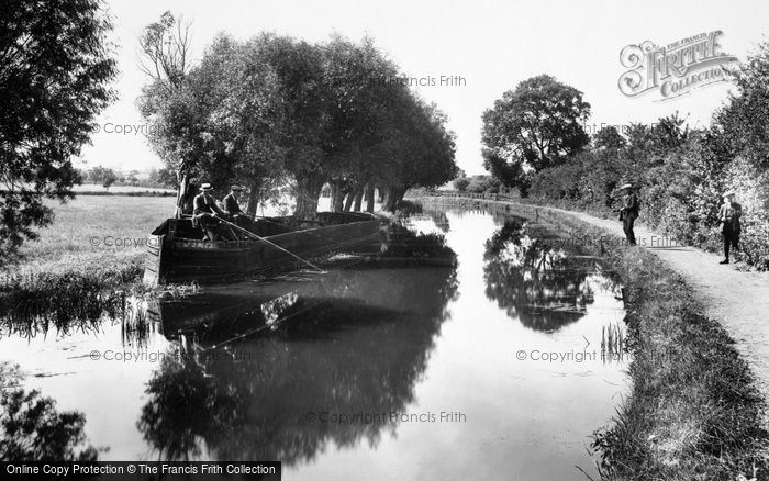 Banbury, Oxford Canal 1921
