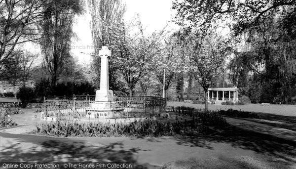 Banbury, People's Park c.1965