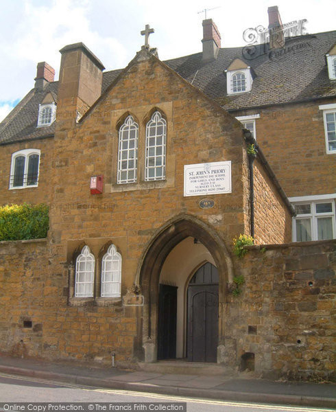 Banbury, St John's Priory School