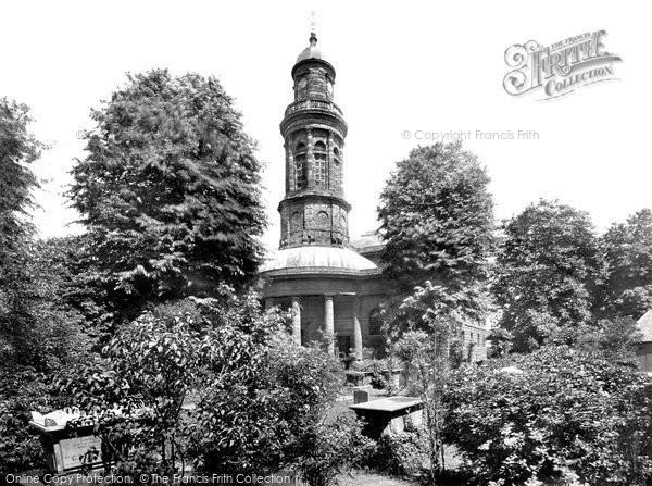Banbury, St Mary's Church 1921