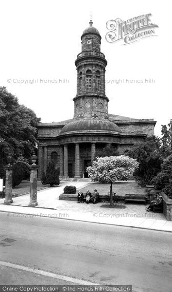 Banbury, St Mary's Church c.1960