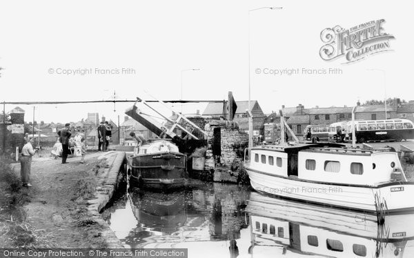 Photo of Banbury, the Canal c1965