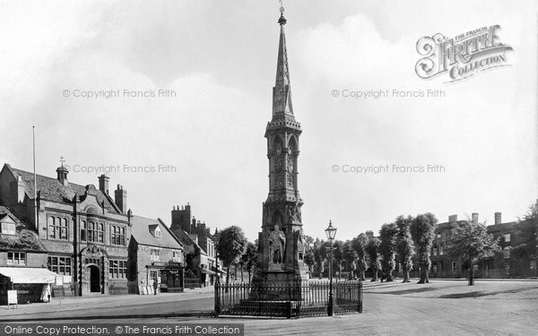 Banbury, The Cross 1921