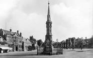 Banbury, The Cross 1921