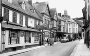 Banbury, The Original Cake Shop c.1960