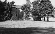 Banchory, Tilquhillie Castle 1950