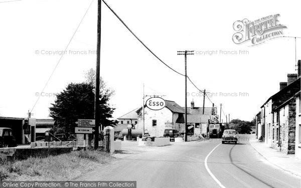 Bancyfelin, The Village 1957