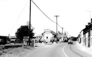 Bancyfelin, The Village c.1960