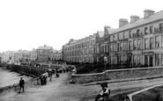 Bangor, Bowman's Terrace 1897
