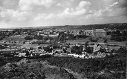 Bangor, From The Mountain 1930