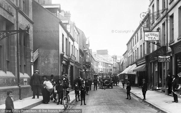 Bangor, High Street 1908