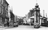 Bangor, High Street c.1950