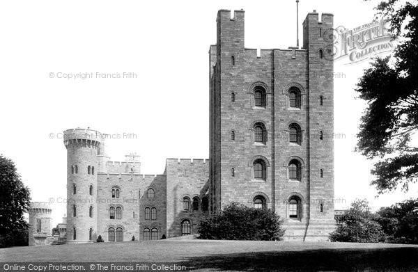 Bangor, Penrhyn Castle 1890